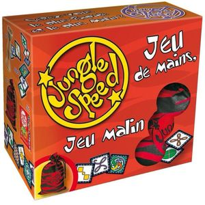 Jungle speed de Thomas Vuarchex et Pierric Yakovenko (1997 - Éditions Asmodée)