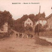 CARTES POSTALES ANCIENNES DE BADEVEL (25) DOUBS - CPA BADEVEL - CPABAD - car-collector