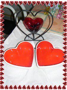 Vaisselle spéciale St Valentin