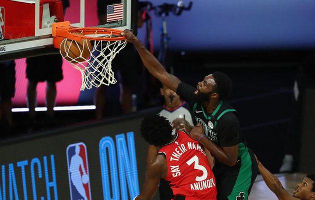 Les Celtics humilient les Raptors dans le match 5 et sont à une victoire de la finale de Conférence (3-2)