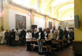 CONFIRMATIONS A MARTIGUES : LES PHOTOS