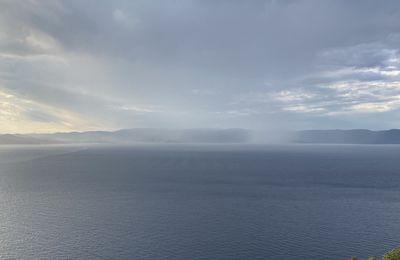 Pluie sur le continent - Gouttes au Levant