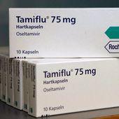 Fawkes News - Plus on est de Fawkes moins ils rient !: Tamiflu, le médicament inutile aux 50 effets secondaires
