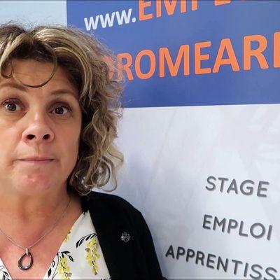 """La présidente de la fédération du BTP Drôme-Ardèche : """"Nous sommes un poids économique important. Une famille sur 10 vit du BTP"""""""