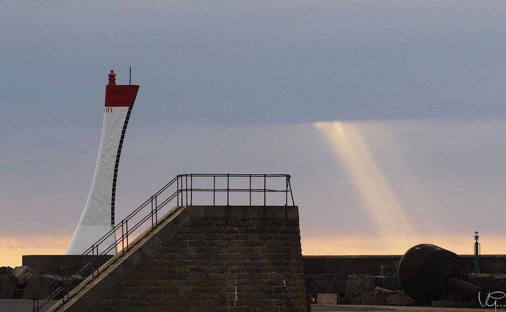 Le phare de La Turballe