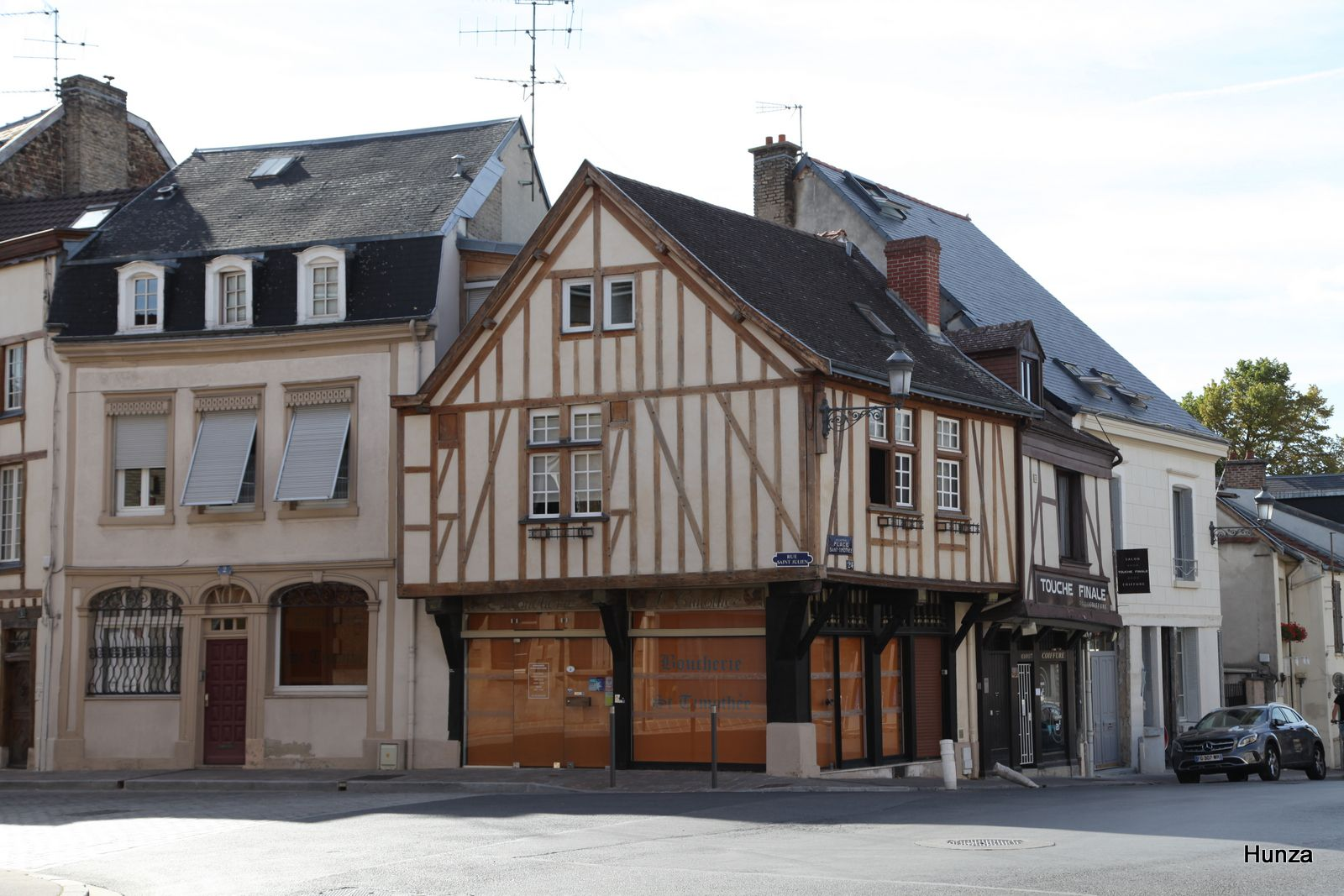 Reims, place Saint-Timothée