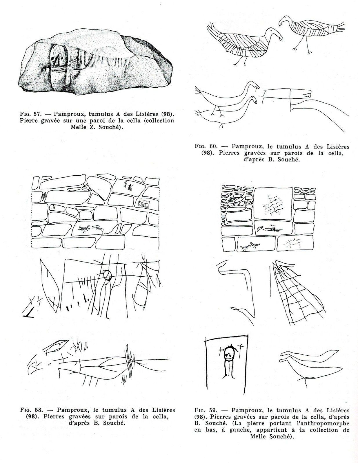Scanné de l'Inventaire des mégalithes de la France Deux-Sèvres par Georges Germond