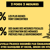 À nos ami·e·s qui pensent qu'Emmanuel Macron n'est pas le président des banques et de la finance