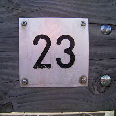Il numero 23: la cabala lo ritiene molto importante