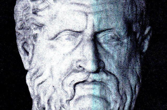 L'être et le non-être chez Platon