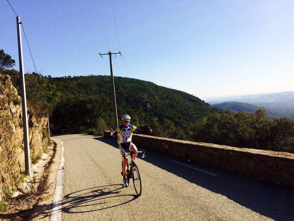 La préparation de Florian à la cyclosportive Grandfondo (136 km) en images !