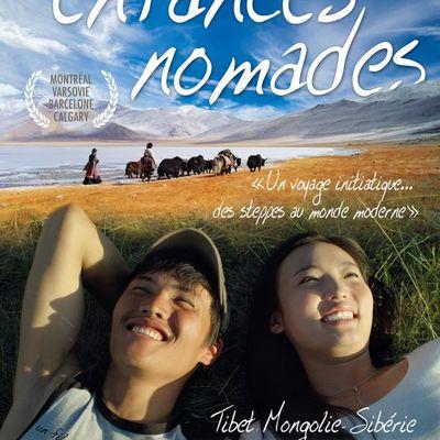 "Film ""Enfances nomades"" - 3 avril - Eden Studio Briançon"