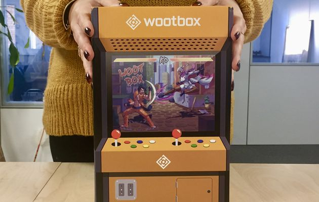 Unboxing Wootbox #2 spécial FIGHT