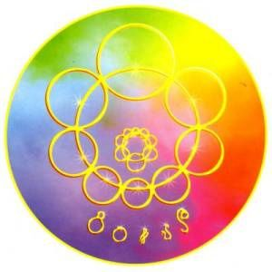 Kordulah - Das System der 18 kosmischen Kristallmandalas