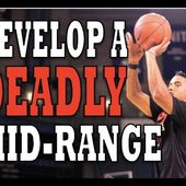 How To: Develop A Deadly Mid Range Jumper | 1 Player Shooting Drill | Pro Training