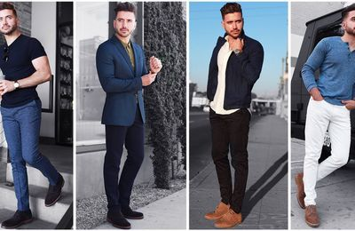 Basic Clothing Pieces Every Man Should Have