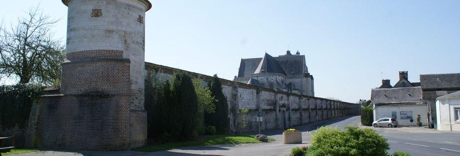 SAINT RIQUIER: la tour Saint Jean