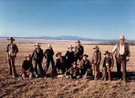 Les cow boys ( The cowboys )