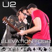 U2 -Elevation Tour -02/06/2001 -Albany -USA- Pepsi Arena - U2 BLOG