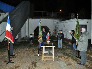 L'Amicale des Mineurs et le Téléthon à Algrange en 2012