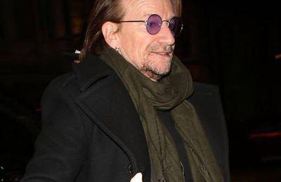 U2 -Bono à Monaco -04 Mars 2018