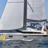 Alubat - L'Ovni 400, le nouveau voilier de 40 pieds de grand voyage, en images - ActuNautique.com