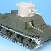M3 LEE CDL Canal Defence Light Solido