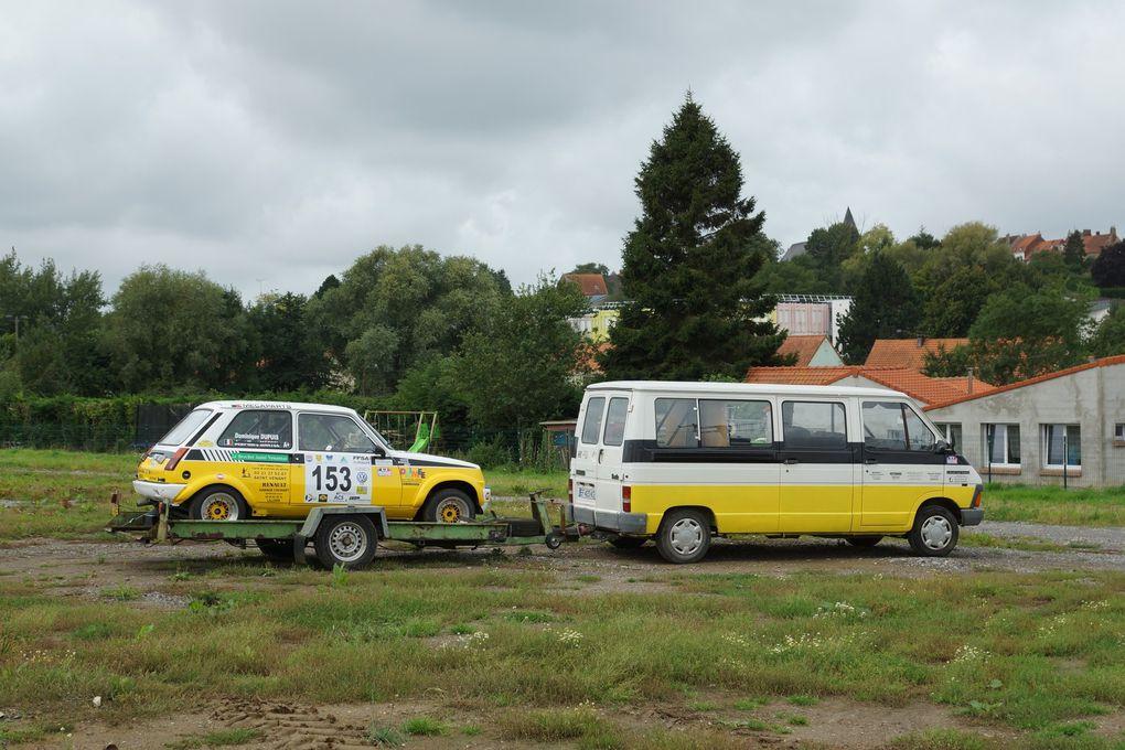 26 ème Rallye V.H.C du Boulonnais 2017