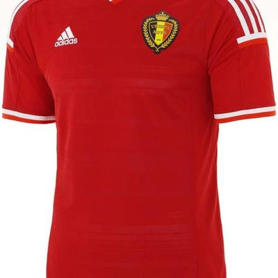 New Belgium Adidas Kits 14/15 Bélgica Jerseys 2014/2015 Local Visitante