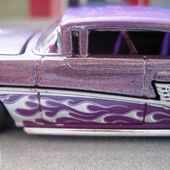 56 MERC - FORD MERCURY 1956 HOT WHEELS 1/64 - car-collector.net