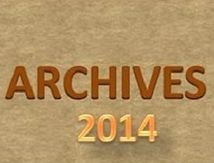 Archives 2014