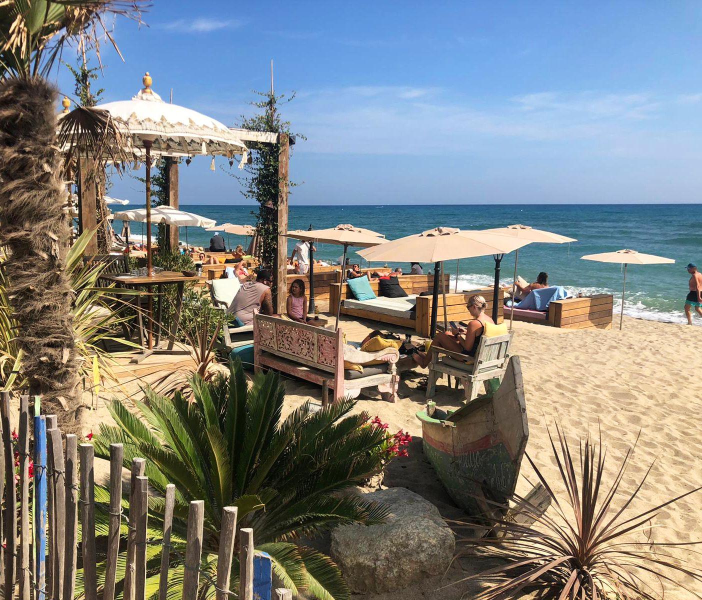 Les voyages de Caroline : Maya Beach Club sur Toreilles dans les PO