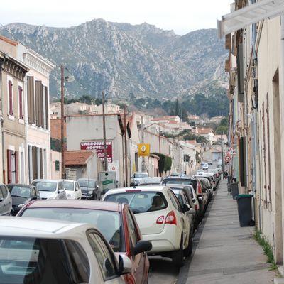 GR2013 Etape 3 sur Marseille