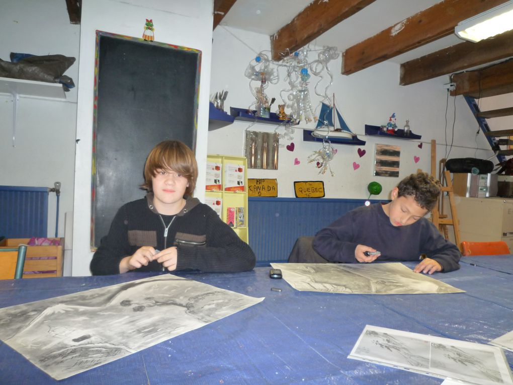 Album - 2-atelier Adolescents 09 -10