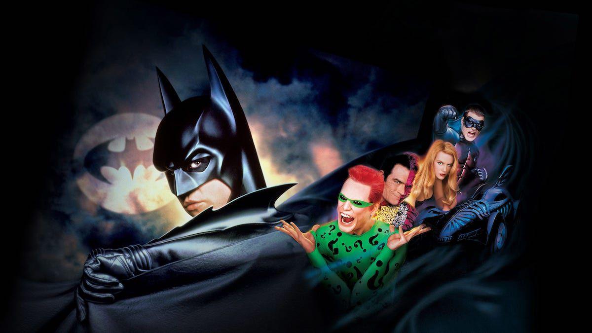 Batman, quand la chauve-souris traverse les 90s