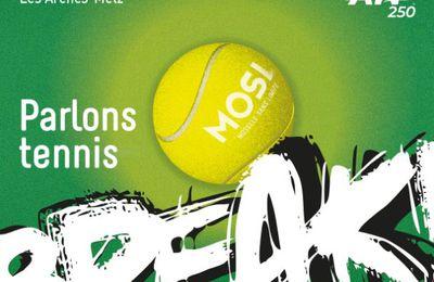 Moselle Open 2021 : Sur quelle chaîne suivre le tournoi ce jeudi  ?
