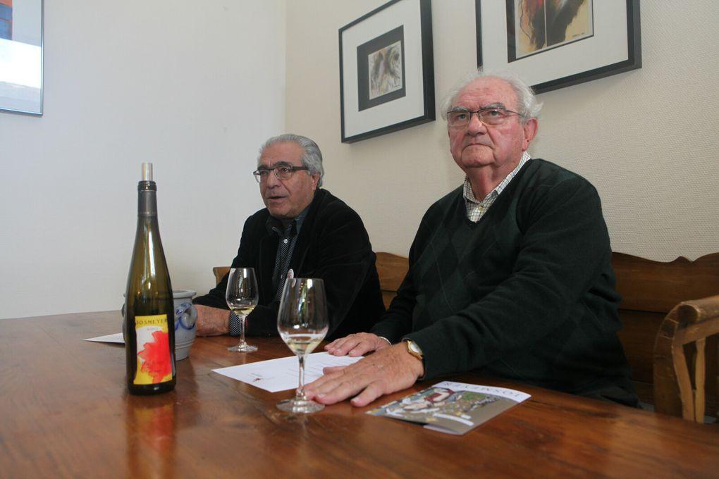 La sommellerie française perd l'un de ses plus fidèles amis : le vigneron Alain David n'est plus