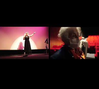 Teaser One Lyrico Show de Veronica Antonelli avec impressions du public