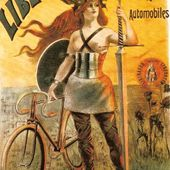 CARTE POSTALE CYCLES ET AUTOMOBILES LIBERATOR BICYCLETTES ELEGANTES - car-collector.net