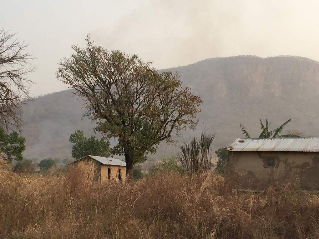 Dernière journée en pays Tamberma (nord est du Togo)
