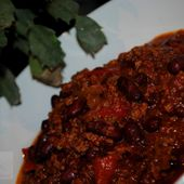 Chili con Carne au Cookéo - Graine d'Epices