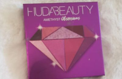 Huda Beauty - Amethyst Obsessions Palette