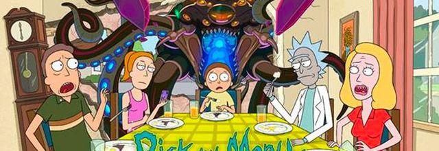 La saison 5 inédite de Rick and Morty diffusée dès ce lundi sur Adult Swim (vidéo)