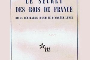 Le secret des Rois de France, de Valère Catogan