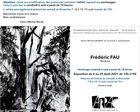 Exposition à l'ARPAC, Castelnau le Lez (34)