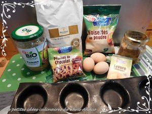 Palets aux noisettes sans sucre ajouté ni gluten