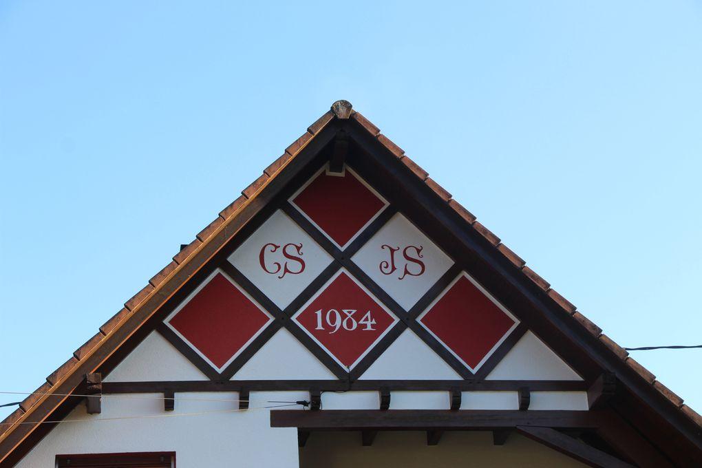 Lavoirs et fontaines  à Ernolsheim lès Saverne