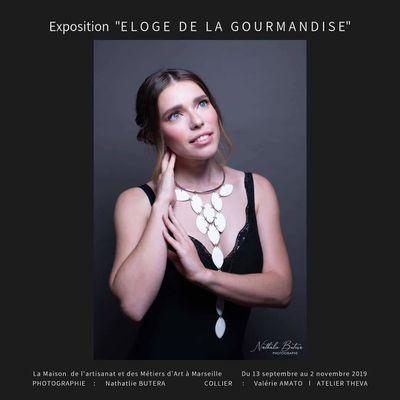 THEVA fait l'éloge de la gourmandise à Marseille à la Maison de l'Artisanat