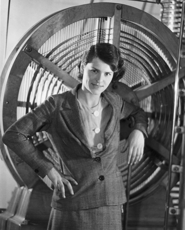 Welcome Margaret Bourke-White