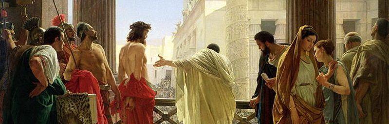 Page du 14 mai 2021 jour de Pilate...